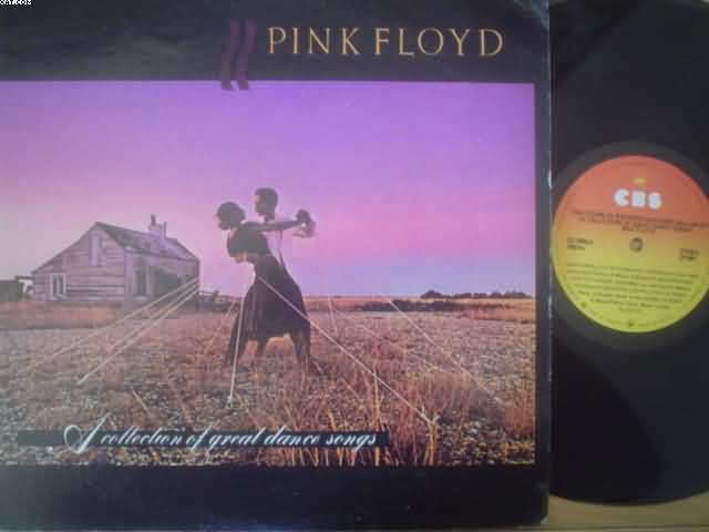A Collection Of Great Dance So - PINK FLOYD