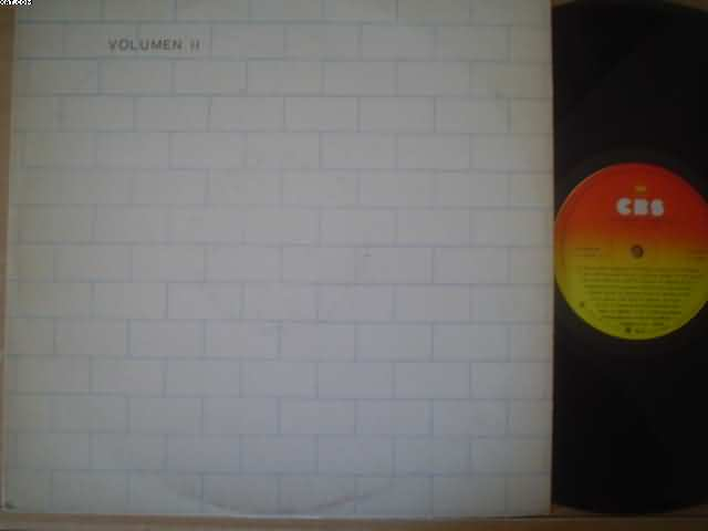 PINK FLOYD - The Wall Ii