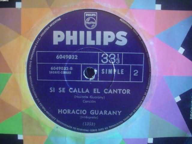 Si Se Calla El Cantor
