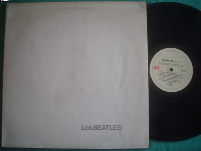 BEATLES - White Album Album
