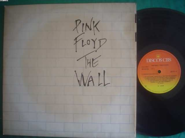PINK FLOYD - The Wall Vinyl