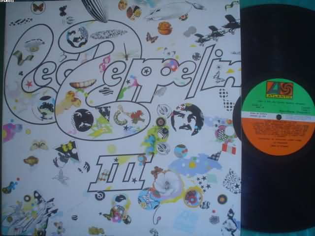 LED ZEPPELIN - Iii EP