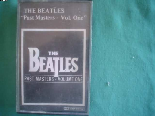 BEATLES - Past Masters 1