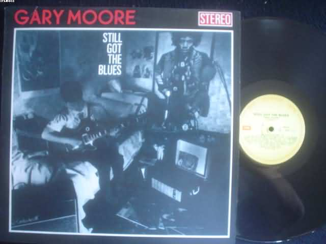 Gary Moore Still+Got+The+Blues LP