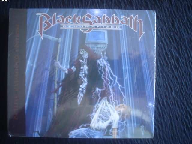 BLACK SABBATH - Dehumanizer Vinyl