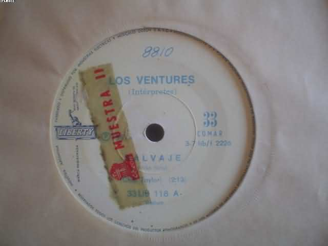 VENTURES - Wild Thing-penetration