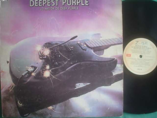 DEEP PURPLE - Deepest Purple Vinyl