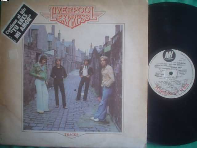 LIVERPOOL EXPRESS - Tracks LP