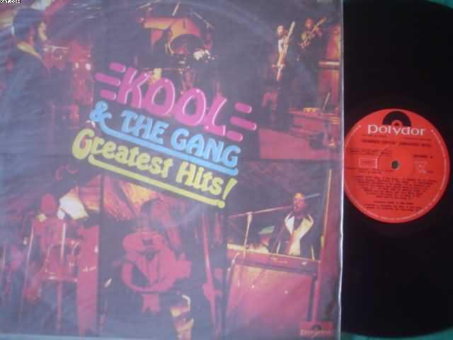 KOOL & THE GANG - Greatest Hits LP