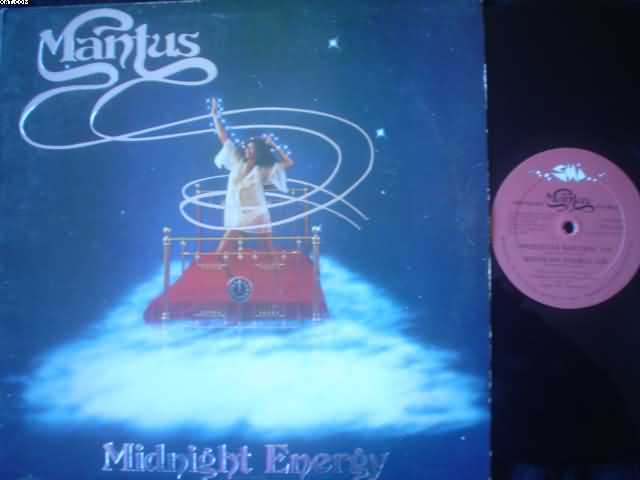 MANTUS - Midnight Energy Album