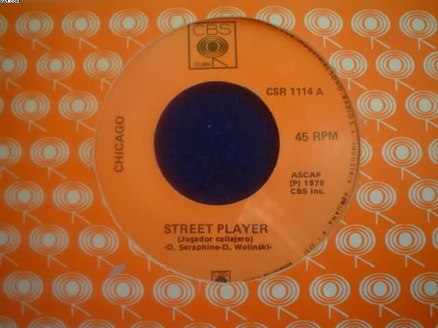 CHICAGO - Hot Streets-street Player