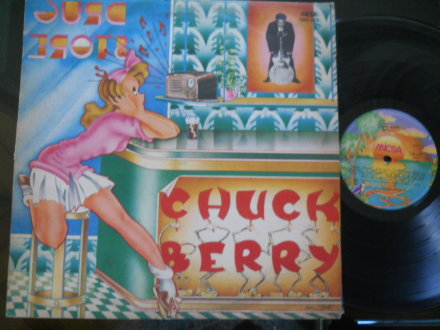 CHUCK BERRY - Chuck Berry CD