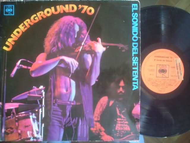 Underground'70