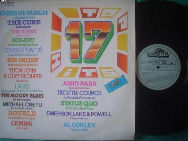 17 Top Hits 1987