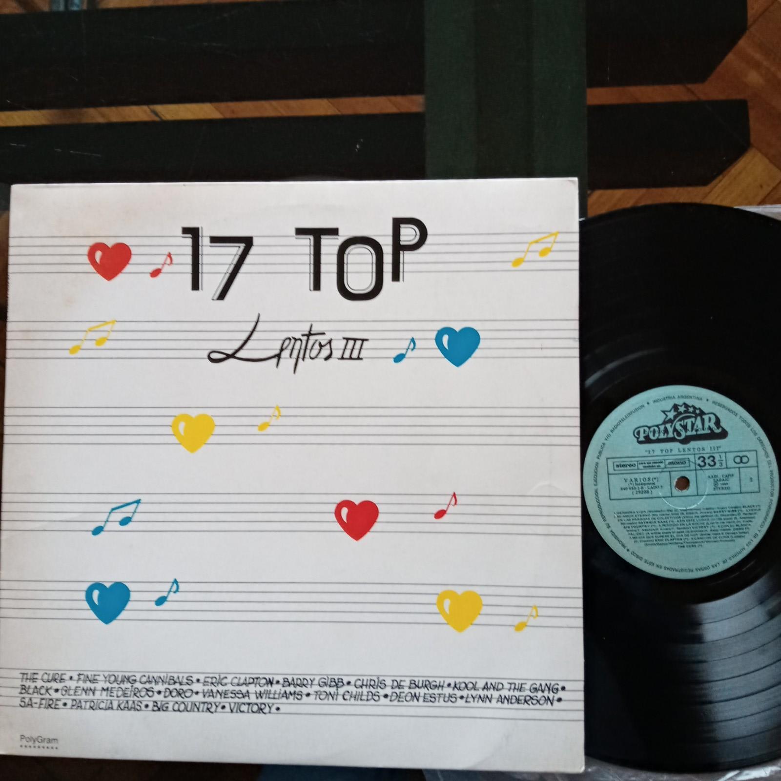 17 Top Lentos Iii
