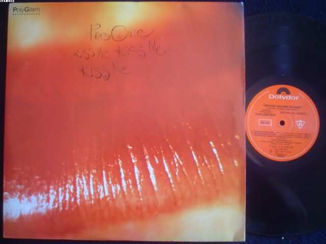 CURE - Kiss Me Kiss Me Kiss Me Single