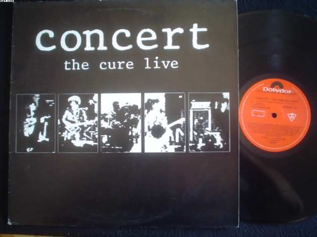 CURE - Concert Live Single