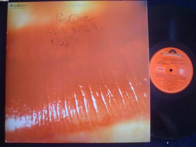 CURE - Kiss Me Kiss Me Kiss Me CD