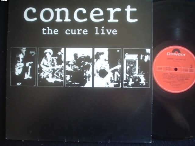 CURE - Concert Live Record