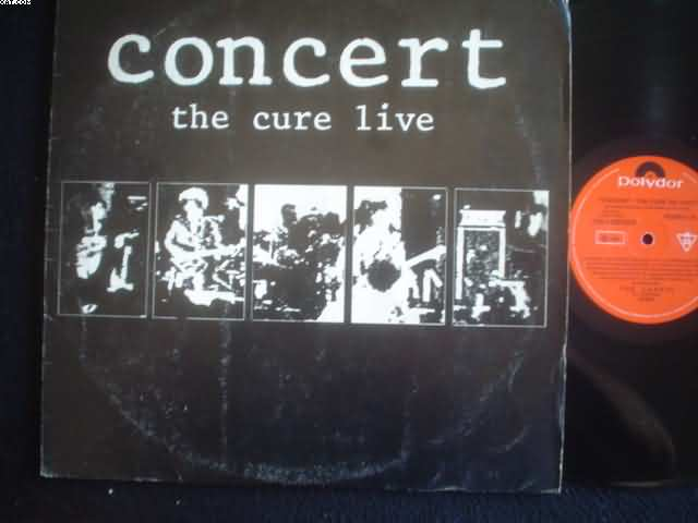 CURE - Concert Live