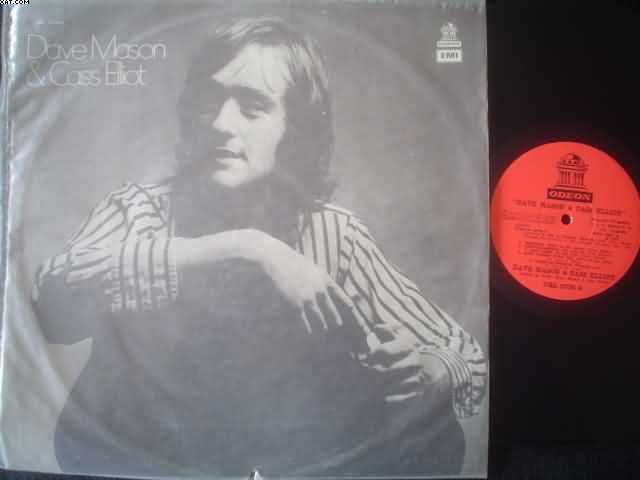 Dave Mason Cass Elliot LP