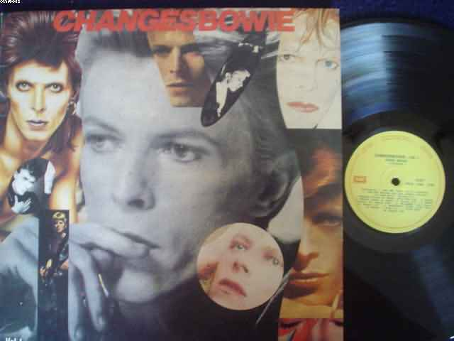 DAVID BOWIE - Changes 1