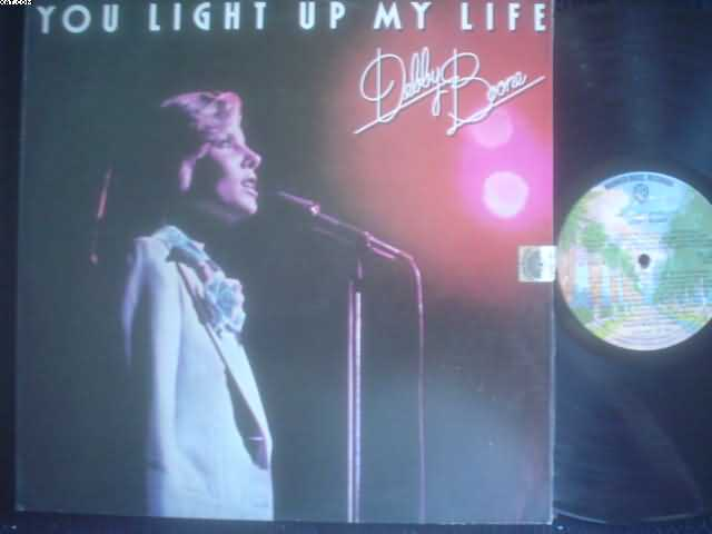 Debby Boone - You Light Up My Life Vinyl