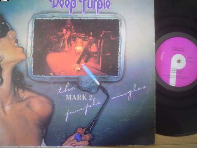 DEEP PURPLE - The Mark Ii