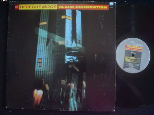 DEPECHE MODE - Black Celebration Vinyl