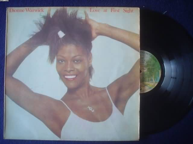 DIONNE WARWICK - Love At First Sight Record