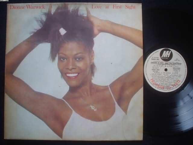 DIONNE WARWICK - Love At First Sight LP